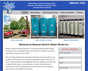 Absecon Electric Motor Works Inc.