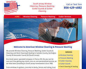 American Window Cleaning & Pressure Washing