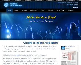 The Blue Moon Theatre