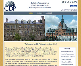 CDP Construction