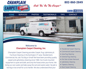 Champlain Carpet Cleaning