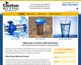 Clinton Well and Pump