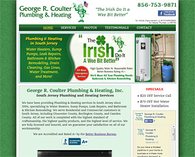 George R. Coulter Plumbing & Heating