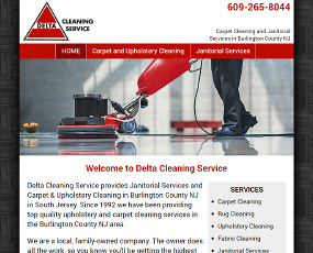 Delta Cleaning Service