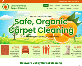 Delaware Valley Carpet Cleaning