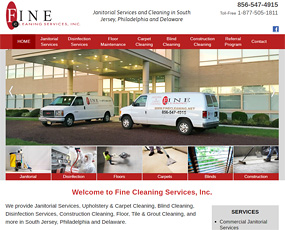 Fine Cleaning Services, Inc.