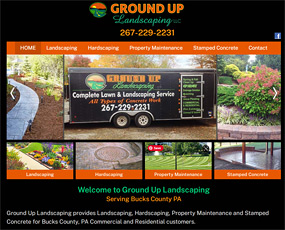 Ground Up Landscaping