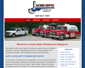 Jacobs Septic Plumbing and Heating Inc.