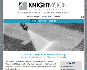 KnightVision Power Washing
