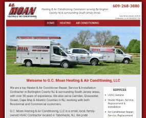 G.C. Moan Heating & Air Conditioning, LLC