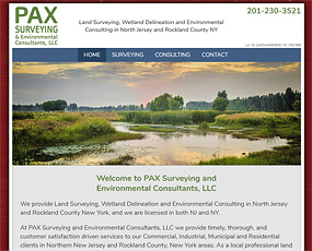 PAX Surveying and Environmental Consultants, LLC
