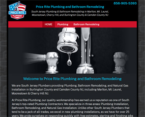 Price Rite Plumbing and Bathroom Remodeling