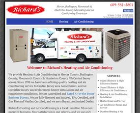 Richard's Heating and Air Conditioning