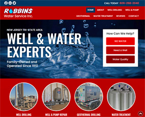 Robbins Water Service