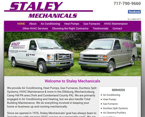 Staley Mechanicals