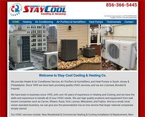 Stay-Cool Cooling & Heating Co.