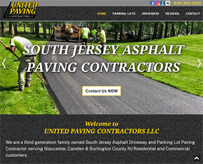 United Paving Contractors