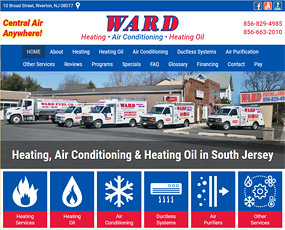 Ward Heating, Air Conditioning and Heating Oil
